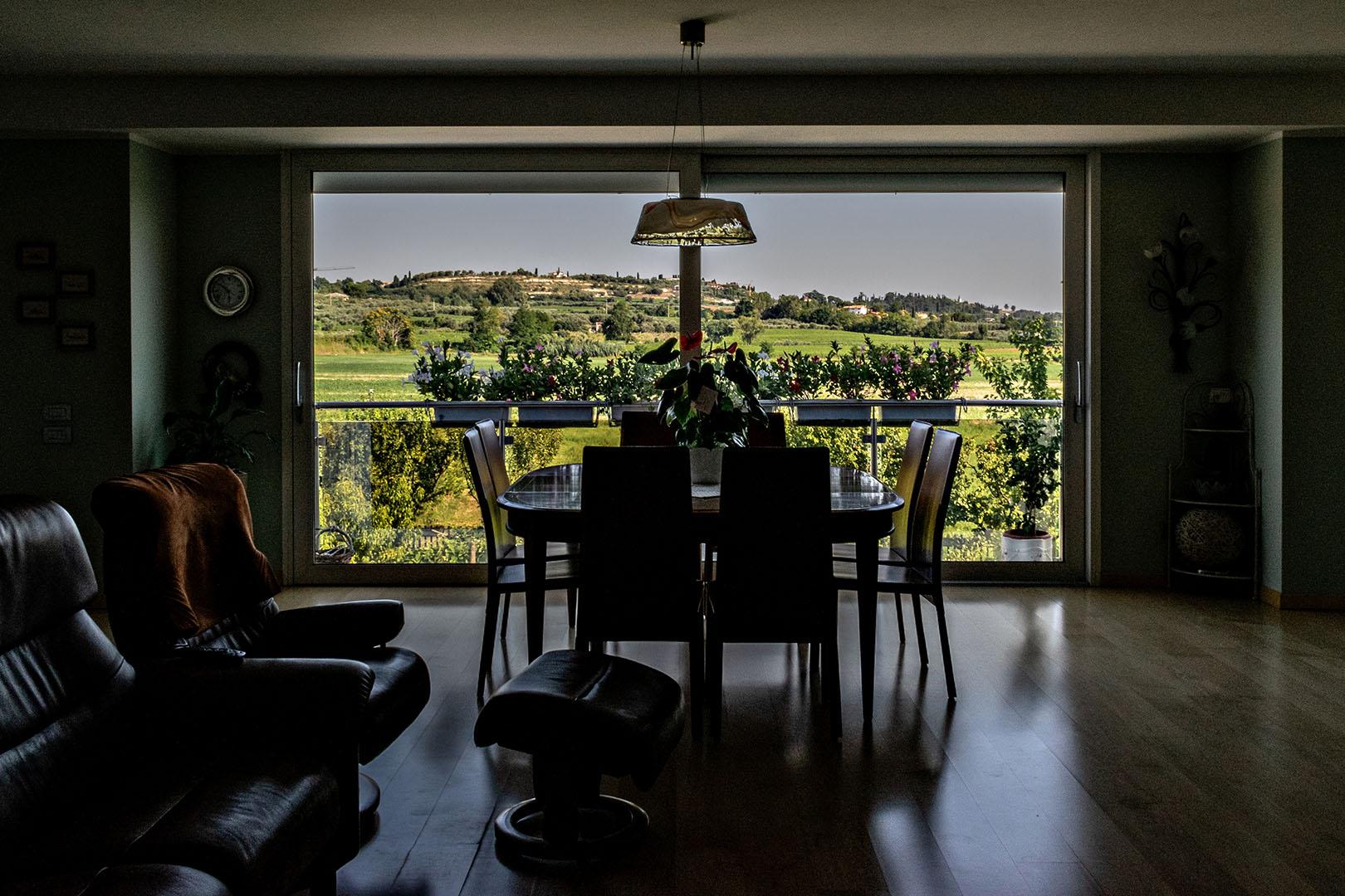 scorrevoli vetrata casa interno