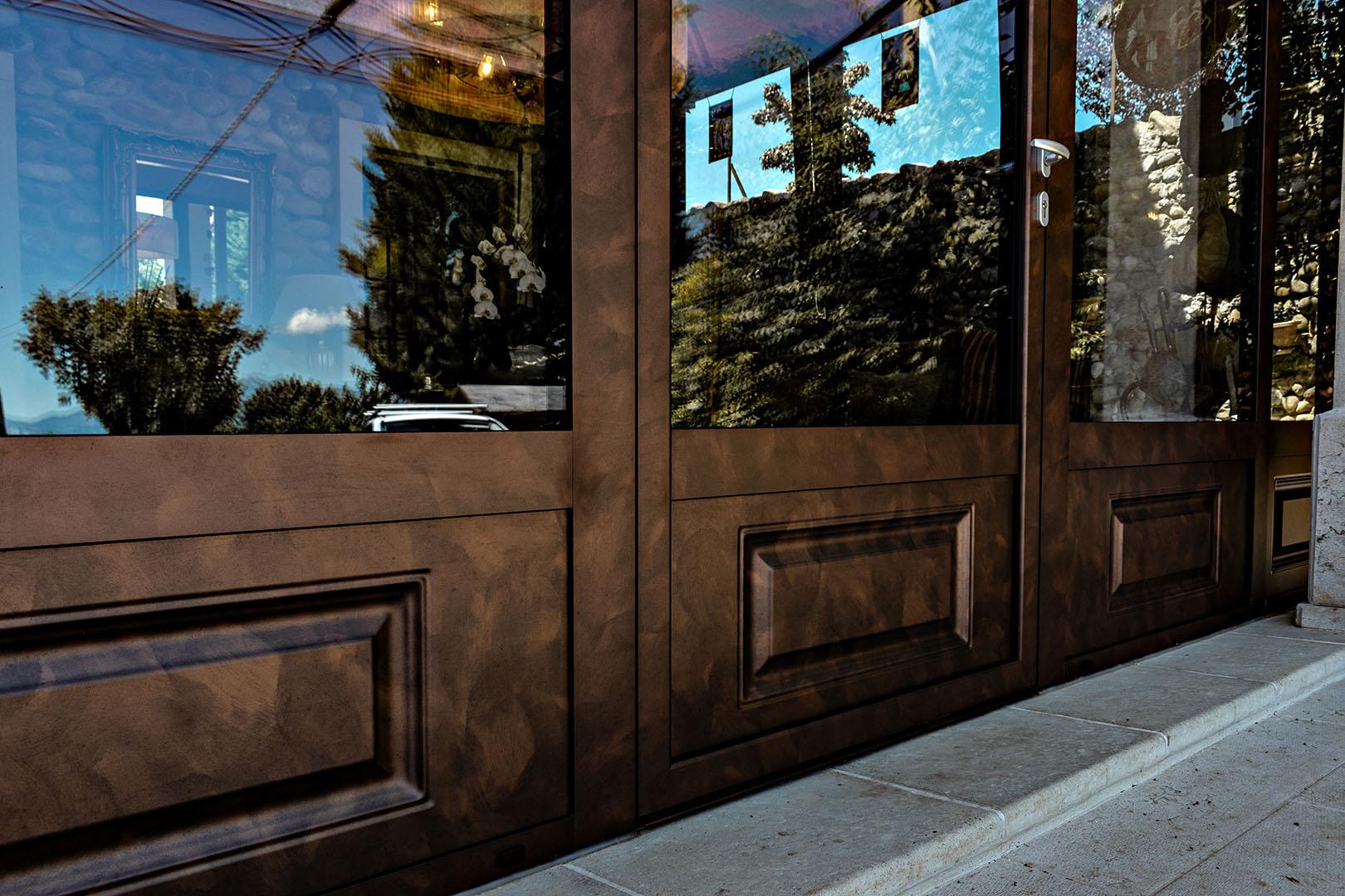 finestra porta finestra classica dettaglio