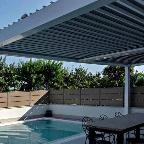outdoor coperture bioclimatiche