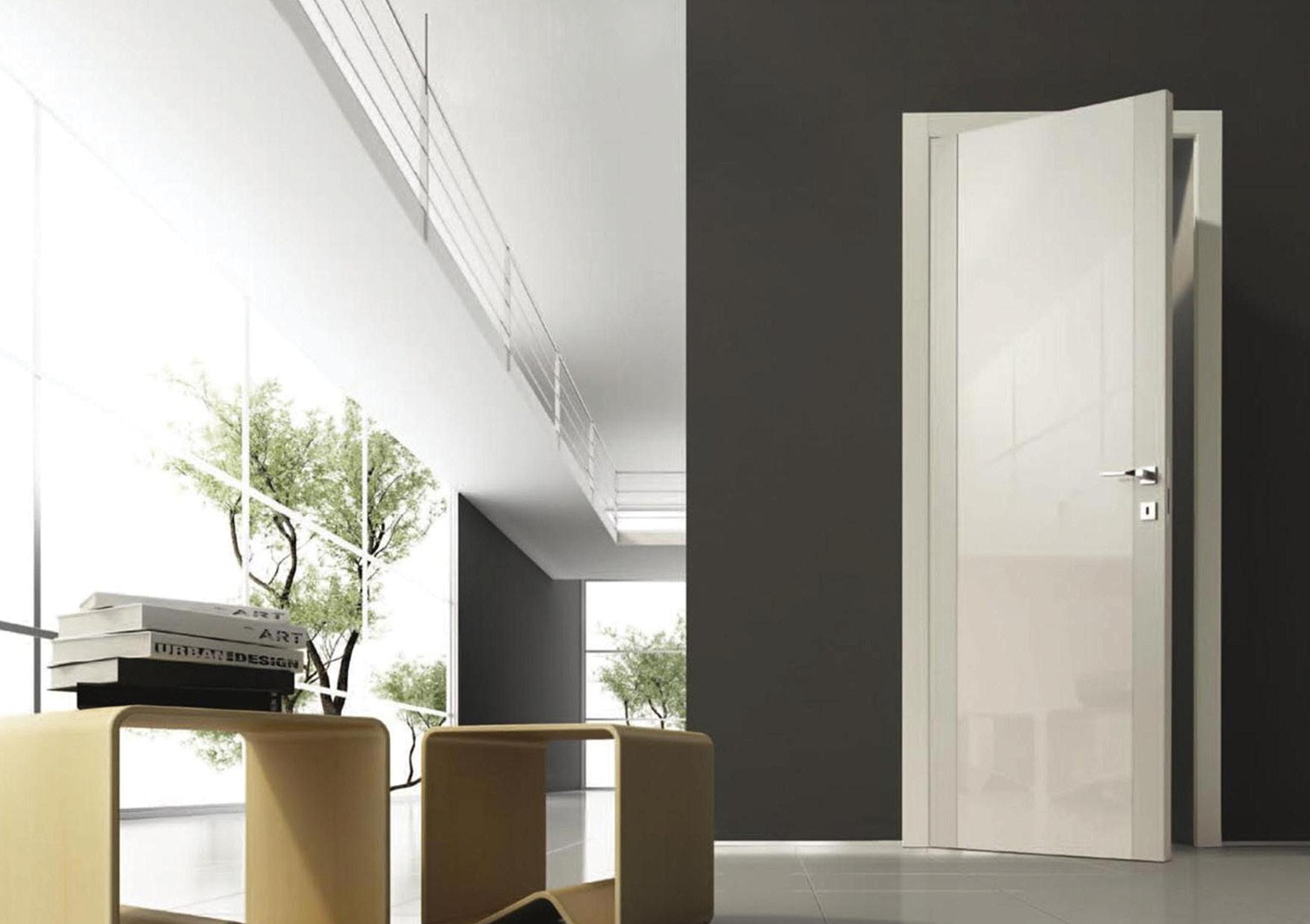 porta interno in legno